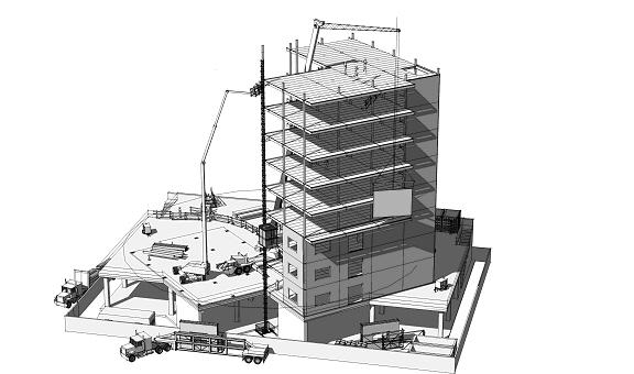 ConXtech Tower: Insitebuilders