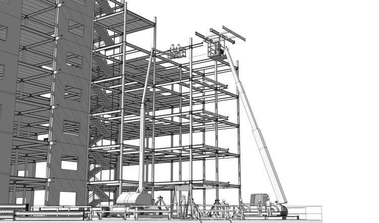 Insitebuilders - Piece-based construction