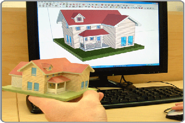 SketchUp and 3D Printing - Insitbuilders