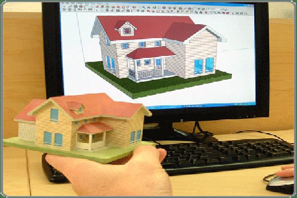 SketchUp and 3D Printing - Insitbuilders