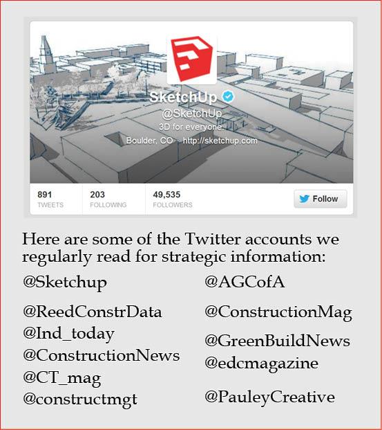 Insitebuilders - Twitter Followings