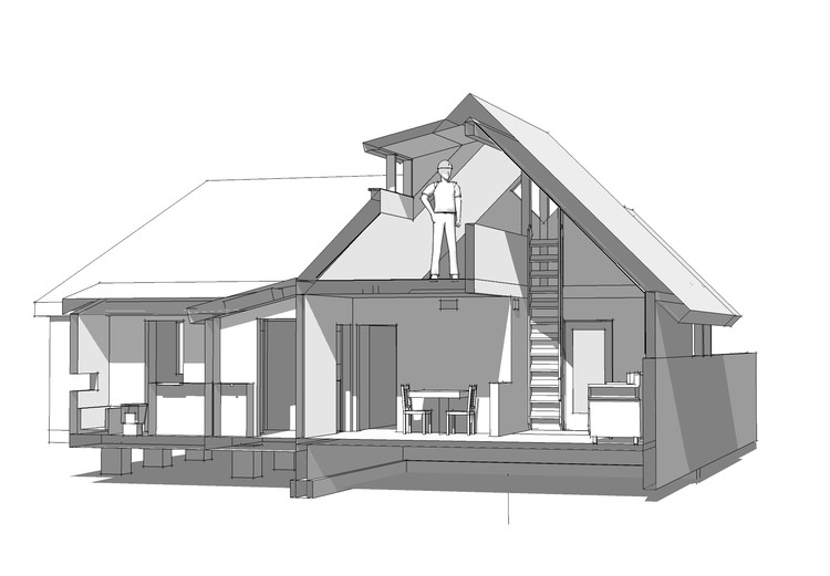 Insitebuilders: How a House is Built - Section West