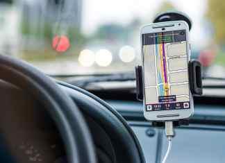 GPS Waze
