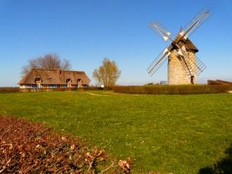 Le Clos de la Risle : Moulin de Hauville