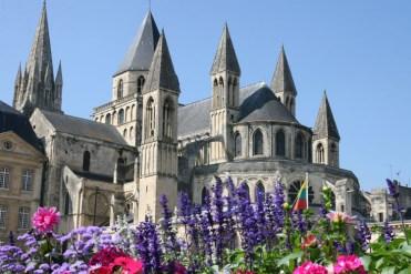 Le Clos de la Risle : Abbaye aux Hommes - Caen