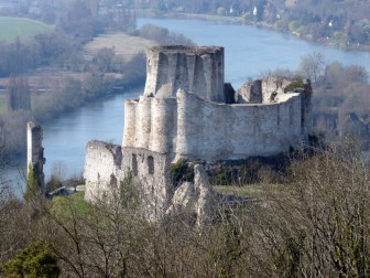 Le Clos de la Risle : Château Gaillard - Les Andelys