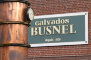Le Clos de la Risle : Distillerie Busnel à Cormeilles