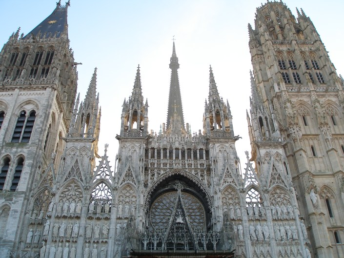 Le Clos de la Risle : Cathédrale de Rouen