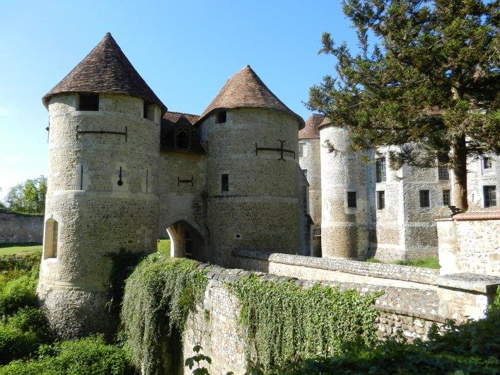Château d'Harcourt, notre voisin
