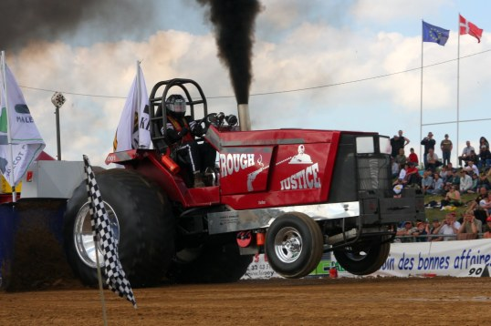 Le Clos de la Risle - Tracteur Pulling