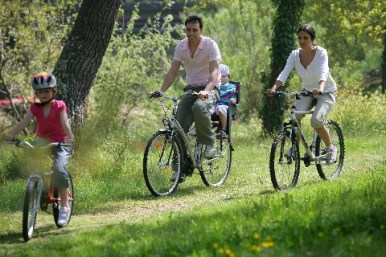 Le Clos de la Risle : Location de vélos