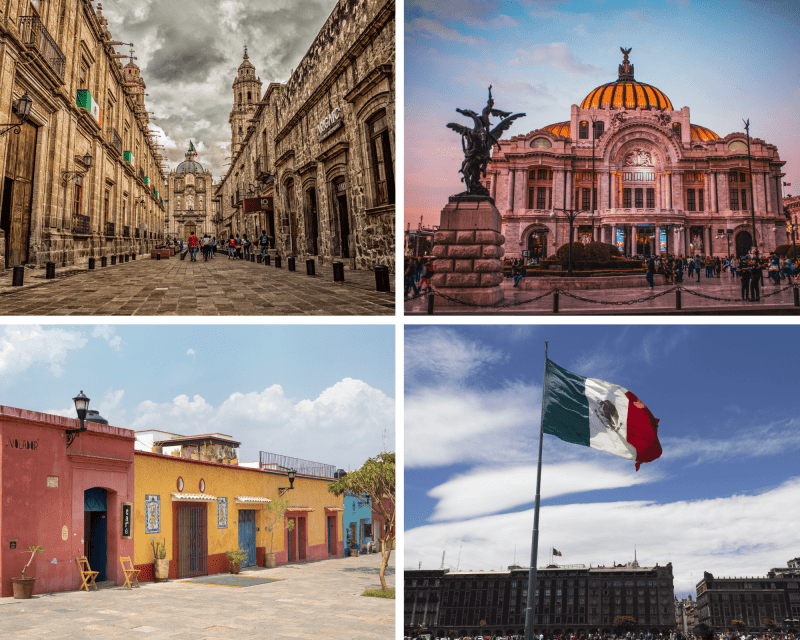 Tours in Mexico