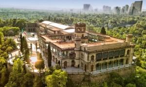 Chapultepec castillo