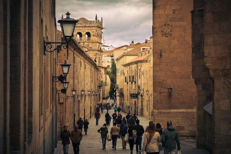 Calle de la Compañía, Salamanca
