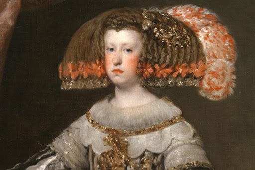 Mariana of Austria, second wife of Philip IV of Spain