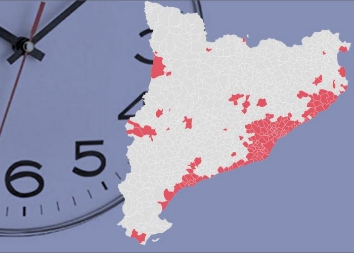 Catalonia extends curfew until July 30 in 165 municipalities