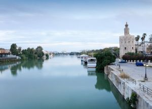 Drought in southern Spain threat to Guadalquivir water level