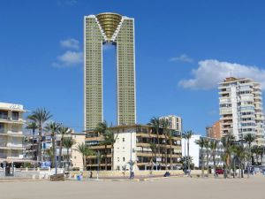 How will Benidorm's tallest building - Intempo - fare as it opens during the pandemic?