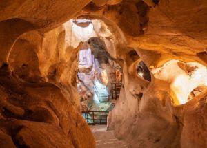 cueva de tesoro