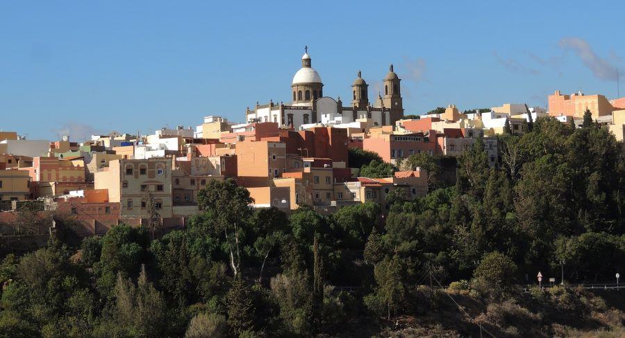Las Pâlmas de Gran Canaria - one of 7 citie sin Spain to visit this autumn