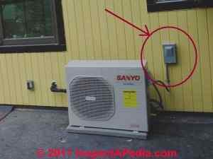 Ductless Split System Air Conditioners & Heat Pumps, mini split ductless AC unit Guide