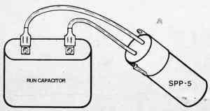 Electric Motor Starting Capacitor Wiring & Installation