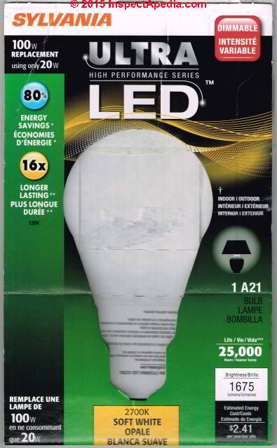 Led Light Bulbs 100 Watt