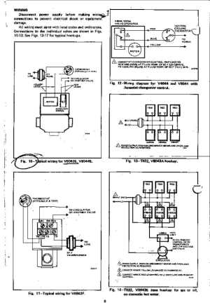 Zone Valve Wiring Installation & Instructions: Guide to heating system zone valves  Zone valve