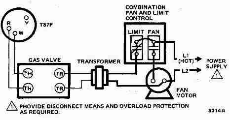 Older York Air Handler Wiring Diagram on wiring diagram for trane thermostat