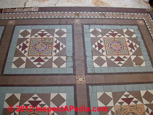 install tile over concrete slab floors