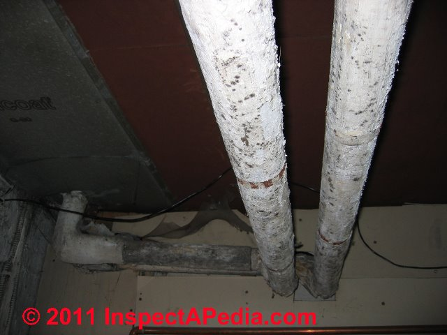 Mold Contamination On Building Surfaces Photos Of Mold On