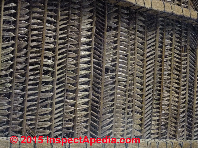 Tip Of Thatch Roof Texture Stock Photo Picture And Royalty