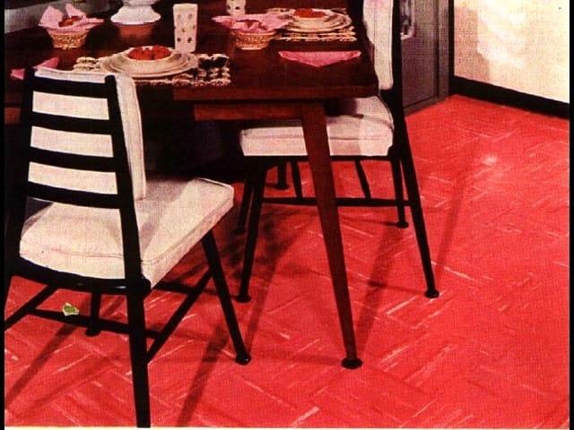 asphalt or vinyl asbestos floor tiles