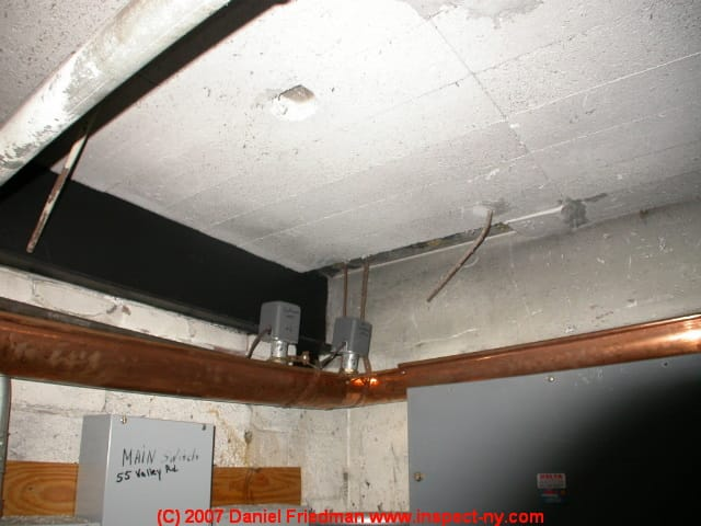Asbestos Ceiling Boards In Garage Theteenline Org