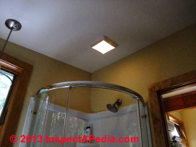 Bathroom Exhaust Fans Heater And Light