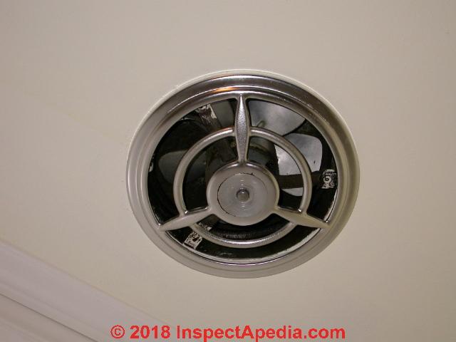 مسرحي الأكاديمية ما لا نهاية kitchen wall exhaust fan