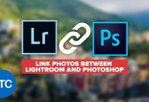 Link Photos Between Lightroom and Photoshop