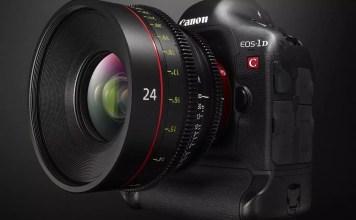 Canon EOS 1D Mark II C
