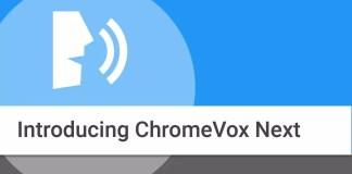 ChromeVox Next