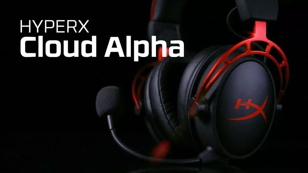 Console και PC Gaming Headset - HyperX Cloud Alpha
