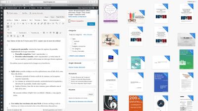 trucos para OS X El capitan _slipt view