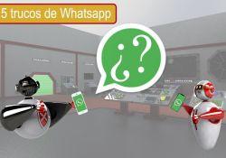 5 cosas que puedes hacer con whatsapp