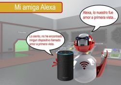Mi amiga Alexa y su Amazon Echo