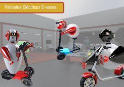 Patinetes Electricos E series
