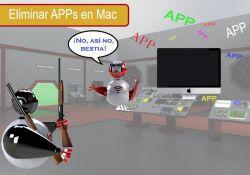 Desinstalar una aplicación en MacOS