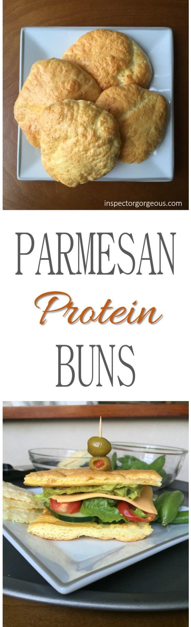 Parmesan Protein Buns