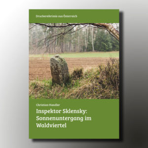 "Inspektor Sklensky bei Amazon: ""Sonnenuntergang im Waldviertel"""