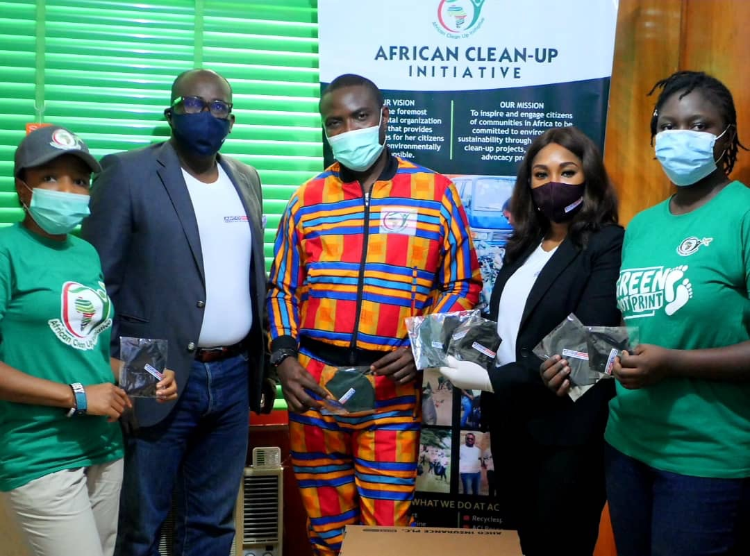 AIICO Insurance donates reusable face masks to curtail spread of COVID-19 - inspenonline