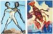 Os 12 signos do zodíaco ilustrados por Salvador Dalí