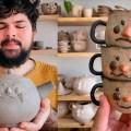 Você precisa conhecer as cerâmicas criativas e divertidas de Tily